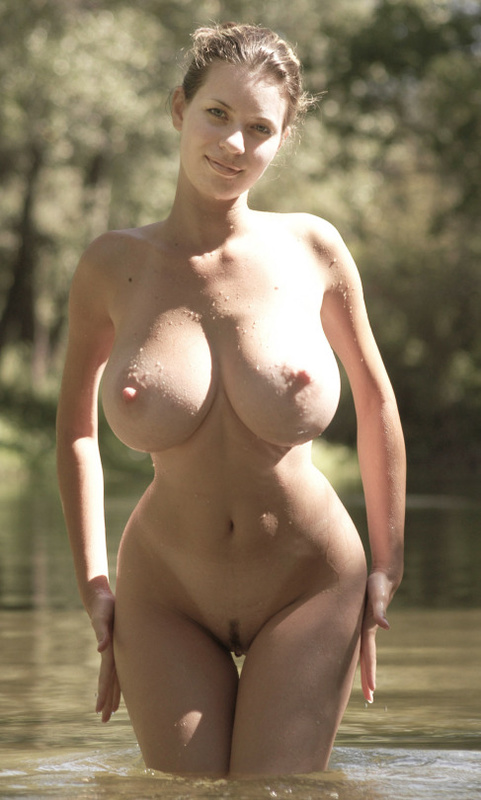 Mature with perky tits